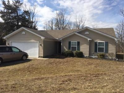 Preble County Single Family Home For Sale: 10597 Gratis Jacksonburg Road