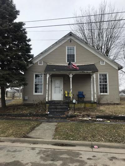 Clinton County Single Family Home For Sale: 87 S College Street