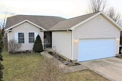 Wilmington OH Single Family Home For Sale: $159,500