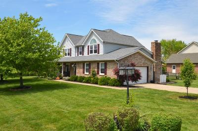 West Chester Single Family Home For Sale: 8263 Wells Crossing