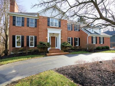 Single Family Home For Sale: 9905 Huntersrun Lane