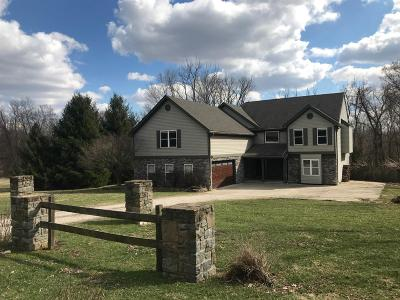 Clermont County Single Family Home For Sale: 3054 Pond Run Road