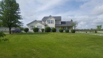 Butler County Single Family Home For Sale: 5206 Howe Road