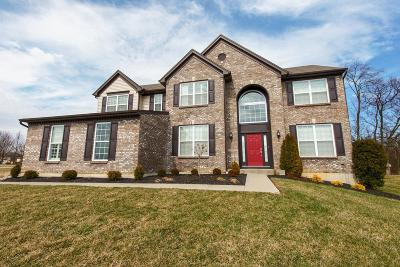 Liberty Twp Single Family Home For Sale: 6463 Tree View Drive