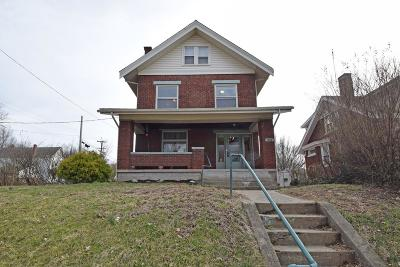 Norwood Single Family Home For Sale: 1823 Weyer Avenue