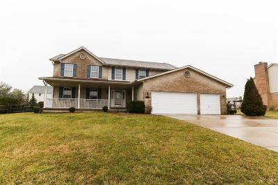 Fairfield Single Family Home For Sale: 3962 Ashview Place