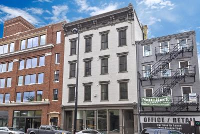 Cincinnati Condo/Townhouse For Sale: 813 Broadway Street #301