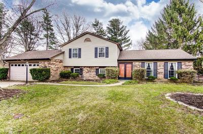 Single Family Home For Sale: 3478 Bookmark Place