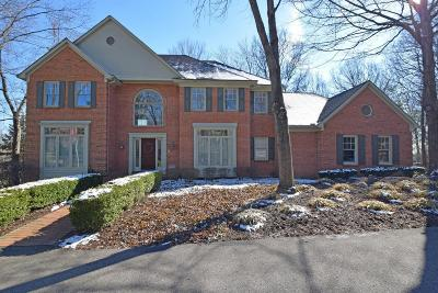 West Chester Single Family Home For Sale: 7687 Indian Pond Court