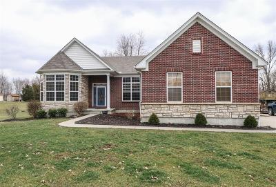 Clermont County Single Family Home For Sale: 2791 Gibbs Road