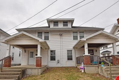 Wilmington OH Multi Family Home For Sale: $91,900