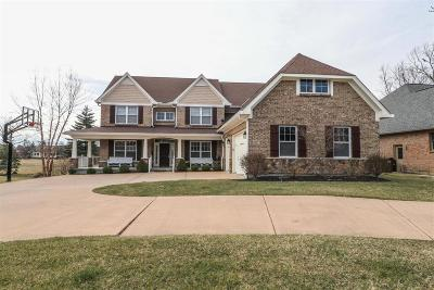 Hamilton County Single Family Home For Sale: 9607 Cooper Lane
