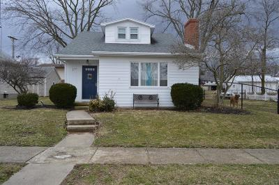 Preble County Single Family Home For Sale: 707 Walnut Street