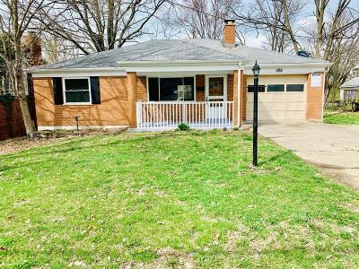 Green Twp Single Family Home For Sale: 3662 Jessup Road