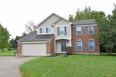 Warren County, Clermont County, Hamilton County, Butler County Single Family Home For Sale: 1277 Sand Trap Court