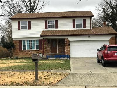 Fairfield Single Family Home For Sale: 2130 Edinburg Lane