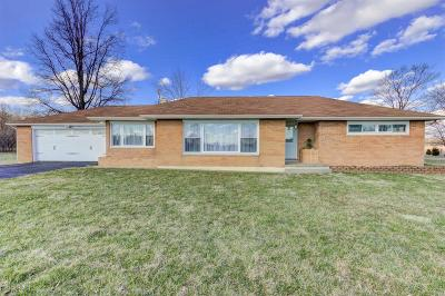 Clinton County Single Family Home For Sale: 742 St Rt 350
