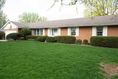 Oxford Single Family Home For Sale: 9 Fieldcrest Avenue