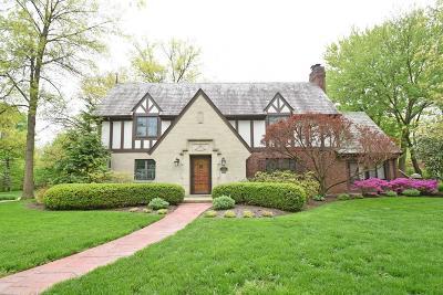 Hamilton County Single Family Home For Sale: 1501 Oak Knoll Drive