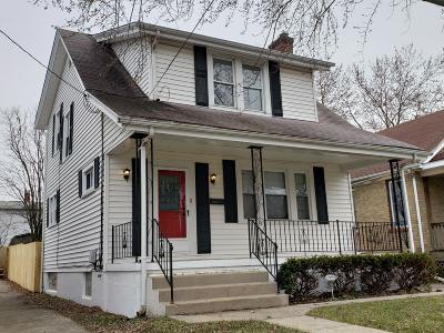 Norwood Single Family Home For Sale: 5330 Hunter Avenue