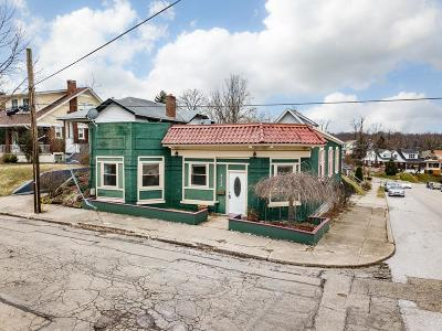 Norwood Single Family Home For Sale: 4131 Bell Street