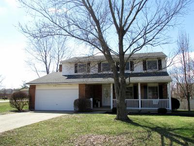 West Chester Single Family Home For Sale: 8727 Edgeridge Drive