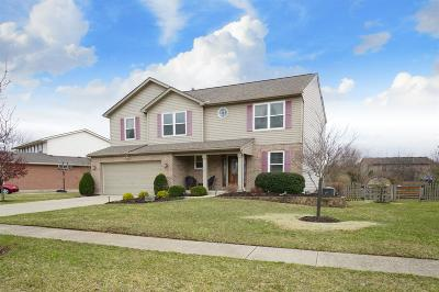 Fairfield Single Family Home For Sale: 5231 Parkside Court