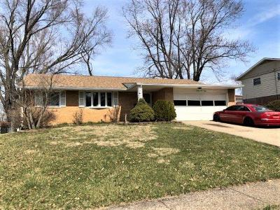 Colerain Twp Single Family Home For Sale: 2560 Grosvenor Drive