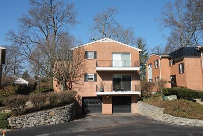 Cincinnati Condo/Townhouse For Sale: 1807 Belle Meade Court