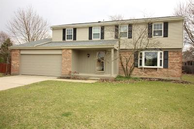 West Chester Single Family Home For Sale: 8003 Kingsgate Way