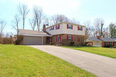 Anderson Twp Single Family Home For Sale: 7379 Kennebel Lane