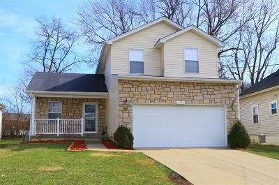 Green Twp Single Family Home For Sale: 3306 Blue Rock Road