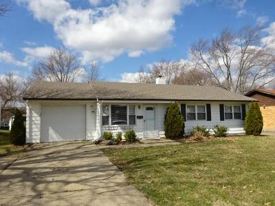 Hamilton Single Family Home For Sale: 175 Twinbrook Drive