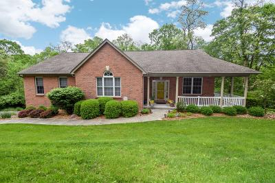 Green Twp Single Family Home For Sale: 4044 West Fork Road