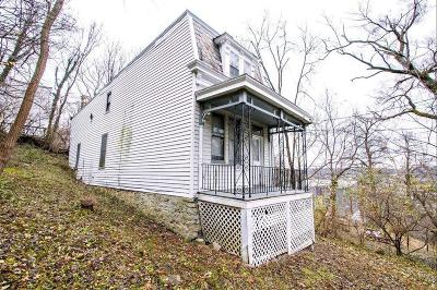 Cincinnati Single Family Home For Sale: 1540 Vinton Street