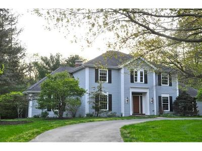 Hamilton County Single Family Home For Sale: 9423 E Kemper Road