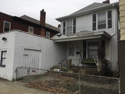Hamilton Single Family Home For Sale: 2241 Pleasant Avenue