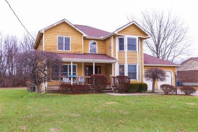 Single Family Home For Sale: 616 Virginia Lane
