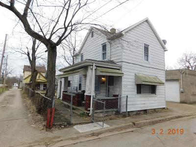 Hamilton Single Family Home For Sale: 426 Short Street