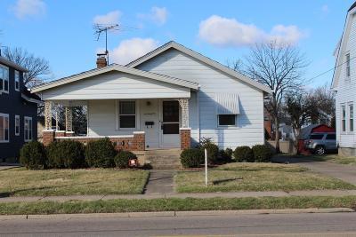Hamilton Single Family Home For Sale: 631 Eaton Avenue