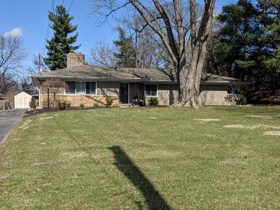 Sycamore Twp Single Family Home For Sale: 3772 E Galbraith Road
