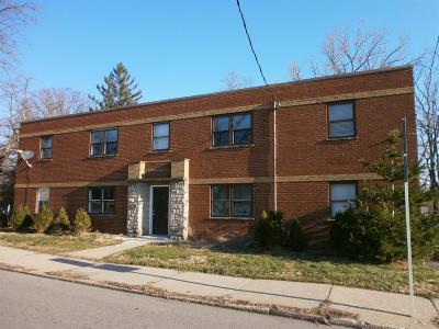 Cincinnati Multi Family Home For Sale: 2216 Harrison Avenue