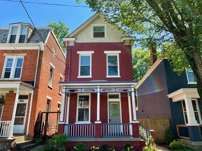 Cincinnati Single Family Home For Sale: 4262 Williamson Place