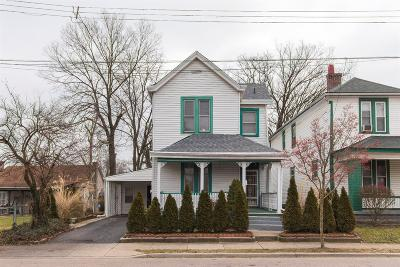 Cincinnati Single Family Home For Sale: 8442 Anthony Wayne Avenue
