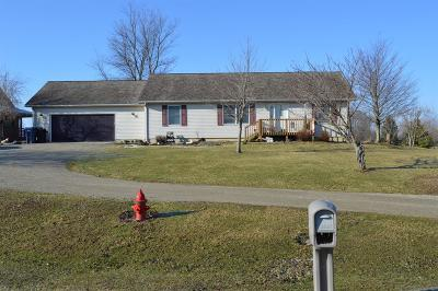 Preble County Single Family Home For Sale: 75 Thor Drive