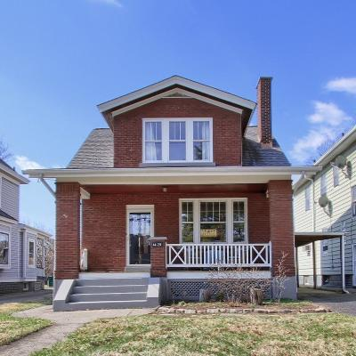 Cincinnati OH Single Family Home For Sale: $275,000