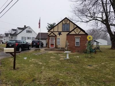 Adams County, Brown County, Clinton County, Highland County Single Family Home For Sale: 403 Cemetery Road