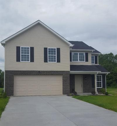 Single Family Home For Sale: 2003 Apple Knoll Lane