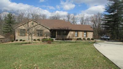 Cincinnati Single Family Home For Sale: 10170 Spiritoak