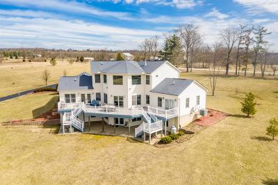 Hamilton Single Family Home For Sale: 5791 State Road